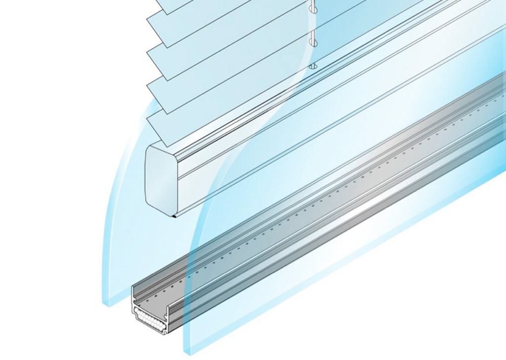 Thermal Insulation For Integral Blinds