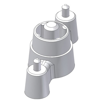 Protection Caps for secondary sealing
