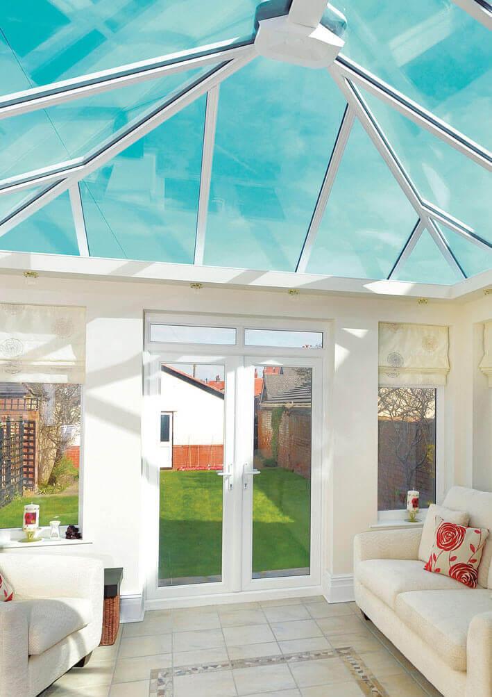 Ambi Aqua Roof Glass