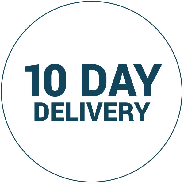 10 day delivery
