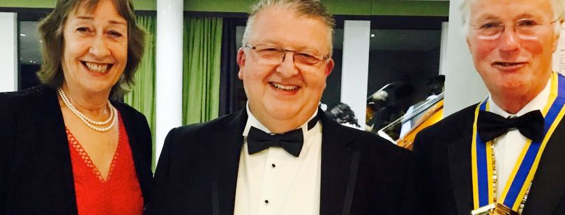 Fellowship Honour For Morley Glass MD