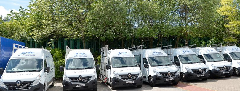 Morley Trusts Renault To Help Drive Deliveries