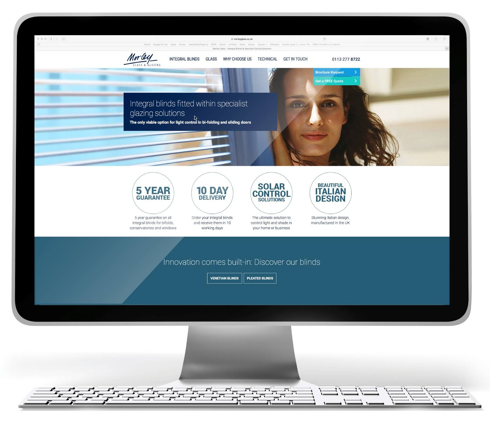 Morley website strengthens its commitment to customers