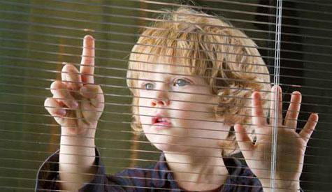 safe child friendly blinds