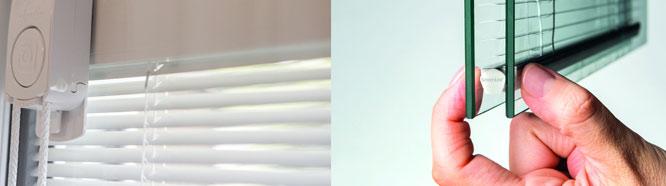 sl16 integral blinds