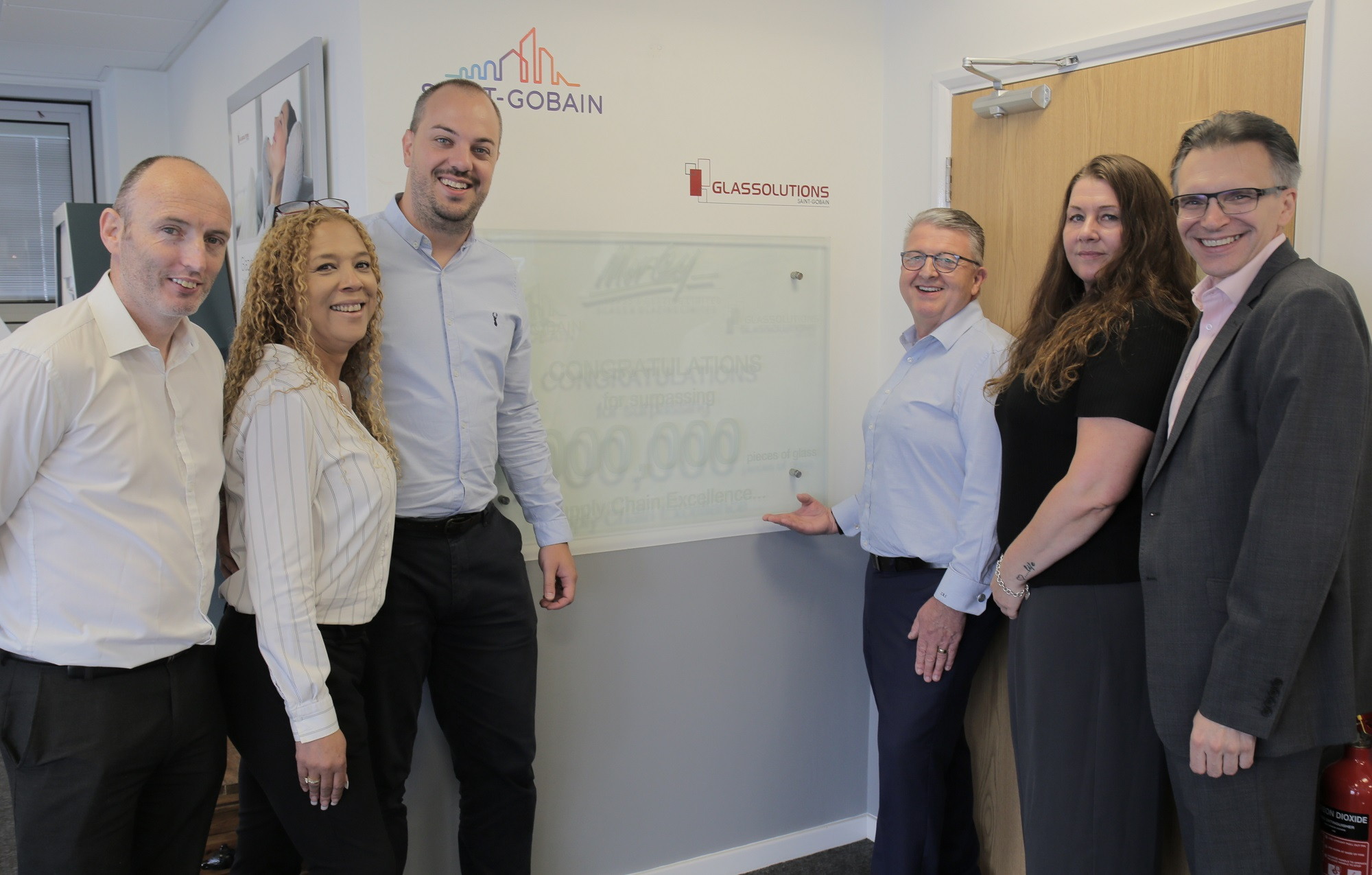 One million milestone for Morley Glass & Glazing