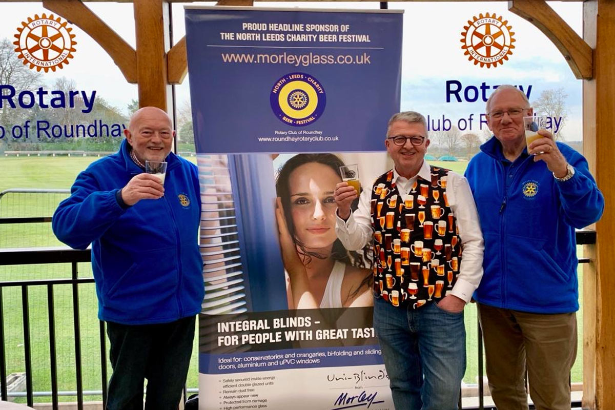 Morley sponsors ninth annual charity event
