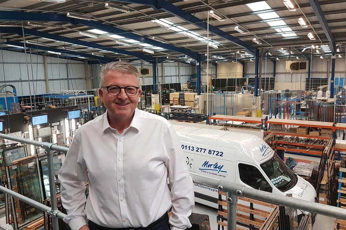 Post-lockdown boost for Morley Glass & Glazing