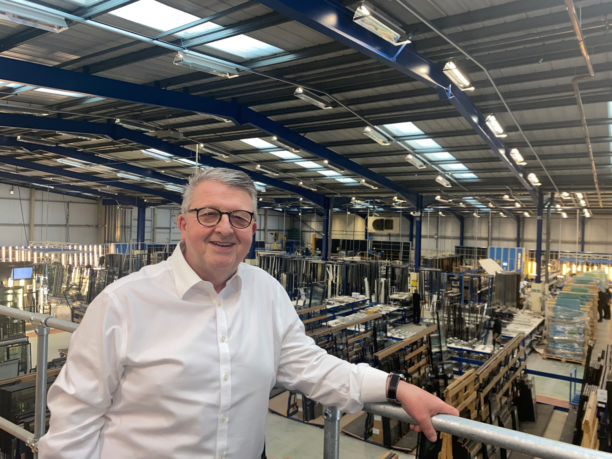 Award hat-trick for Morley Glass & Glazing