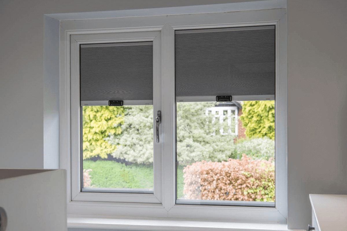 Delivering darkness on-demand with new pleated blackout blinds